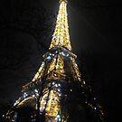 Eiffel Tower, Paris  by WaleskaL