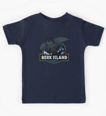 Berk Island Kids Tee