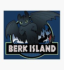 Berk Island Photographic Print