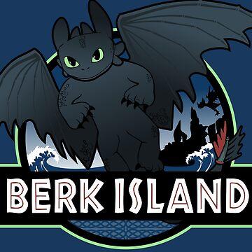 Berk Island by KEMPO-24