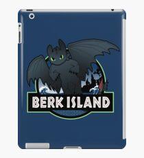 Berk Island iPad Case/Skin