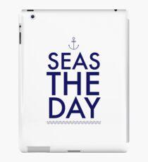 Seas the Day iPad Case/Skin