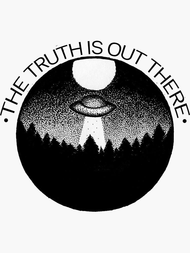 «La vérité est là-bas» par Bettylovecats
