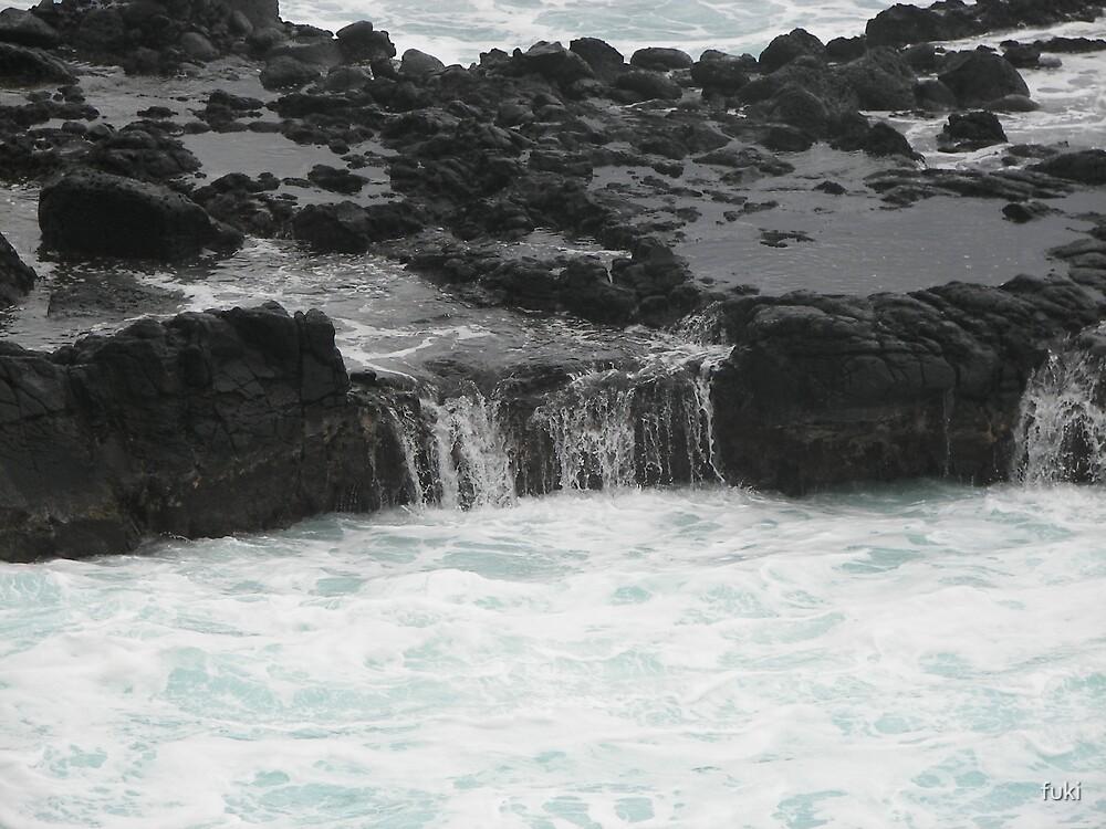 Tide Pool by fuki