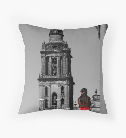 What's In Your Future? Throw Pillow