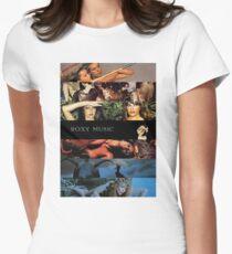 Roxy Musikalben Tailliertes T-Shirt