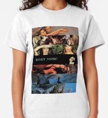 Roxy Music Albums Classic T-Shirt