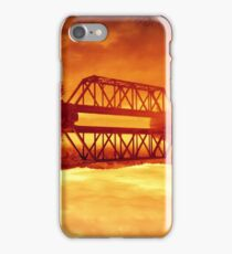 Your World Turned Upside Down iPhone Case/Skin