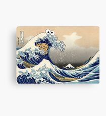 Sea is for Cookie.  Canvas Print