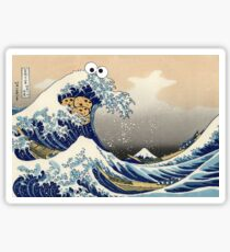 Sea is for Cookie.  Sticker