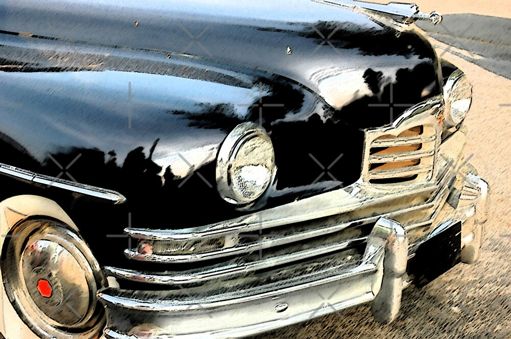 Packard  by christiane