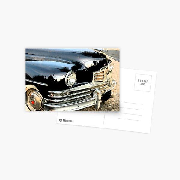 Packard  Postcard