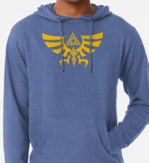 Triskele Triforce - Crest of Hyrule - Legend of Zelda Lightweight Hoodie