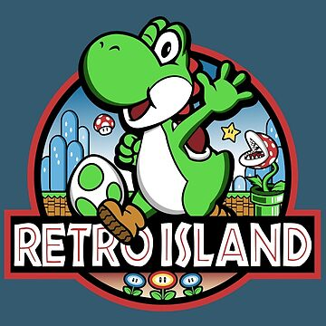 Retro Island by KEMPO-24
