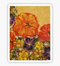 Brilliance in Bloom Sticker