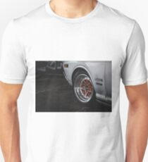 Heaths Datsun Cedric - Wheel Unisex T-Shirt