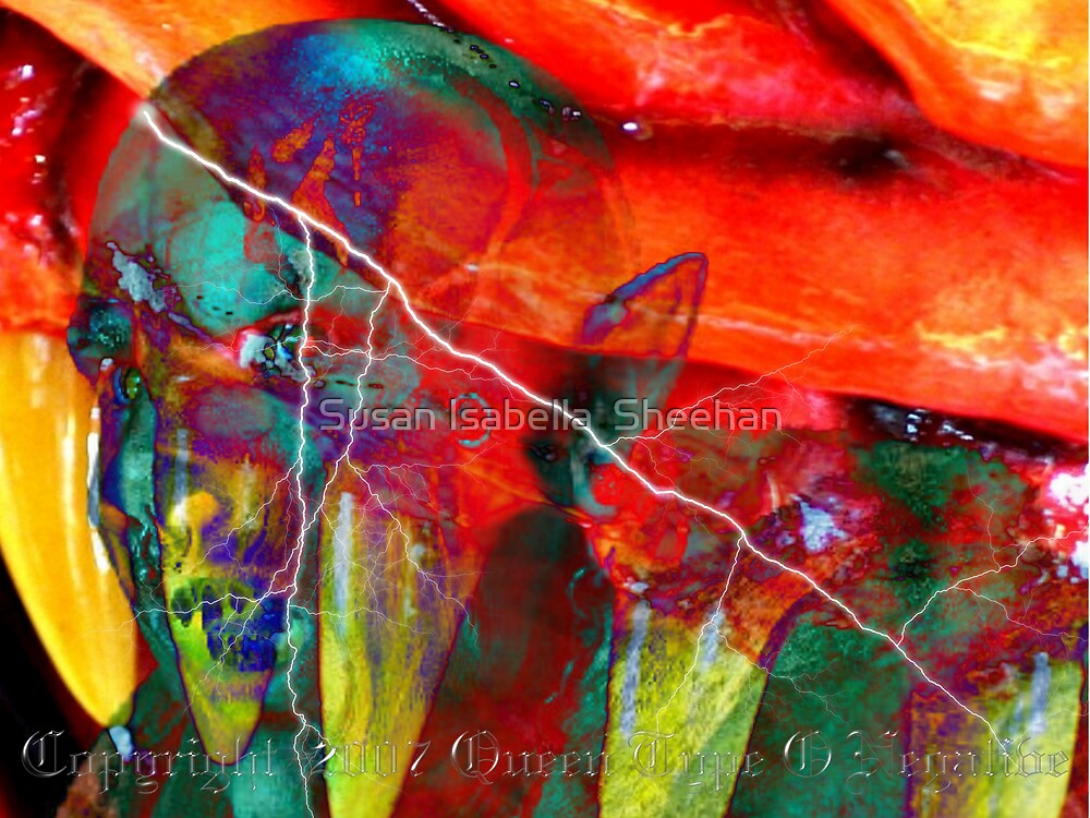 Inner Demons #1 by Susan Isabella  Sheehan