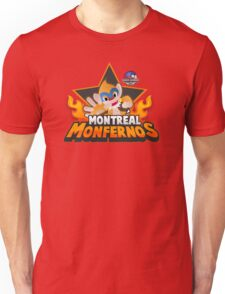 Montreal Monfernos - March Madness Edition Unisex T-Shirt