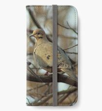 Mourning Doves iPhone Wallet/Case/Skin