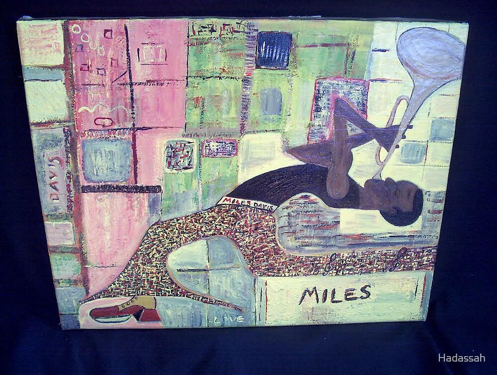 Git down miles by Hadassah