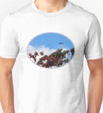 As the season flies by ('Leaf'ing below a jet plane) T-Shirt