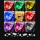 """Yuri Gagarin """"Alien"""" by losfutbolko"""