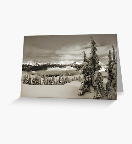 Rocky Mountain High Greeting Card