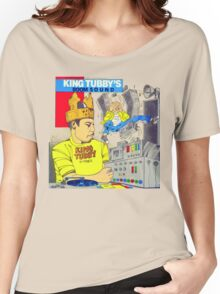 King Tubby's BOOM SOUND ... Hi-Power Women's Relaxed Fit T-Shirt