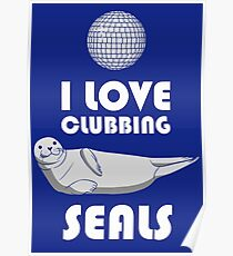 Seal Clubbing Poster
