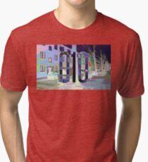 010 - #2 Tri-blend T-Shirt