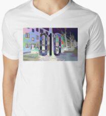 010 - #2 Men's V-Neck T-Shirt