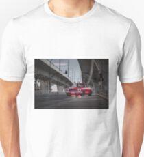 Ash's Hakosuka Skyline - Front Unisex T-Shirt