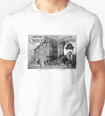 H.H. Holmes Worlds Fair Hotel - The Murder Castle T-Shirt