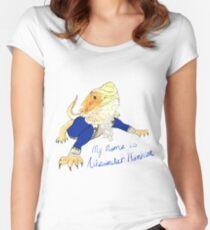 Alizander Hamilton Women's Fitted Scoop T-Shirt
