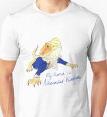 Alizander Hamilton Unisex T-Shirt