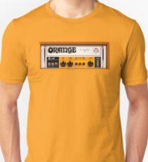 Orange color amp amplifier T-Shirt