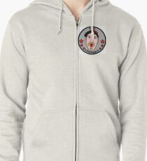 RON STOPPABLE Zipped Hoodie