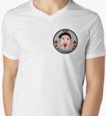 RON STOPPABLE Men's V-Neck T-Shirt