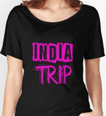 India Trip Women's Relaxed Fit T-Shirt