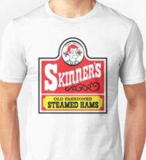 Skinner's Old Fashioned Steamed Hams Unisex T-Shirt