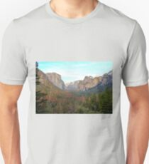 Tunnel View  Unisex T-Shirt