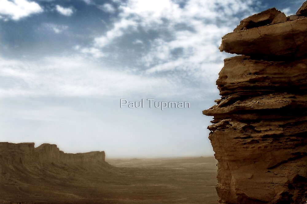 On the Edge by Paul Tupman