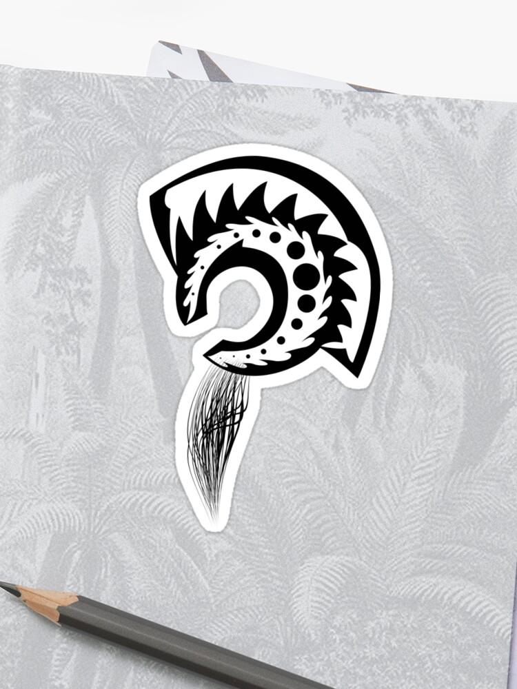 Ikaika Tatau | Sticker