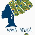 Mama Africa - Blue by sagethings