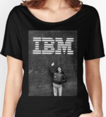 Steve Jobs IBM Women's Relaxed Fit T-Shirt