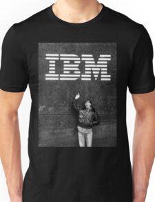 Steve Jobs IBM Unisex T-Shirt