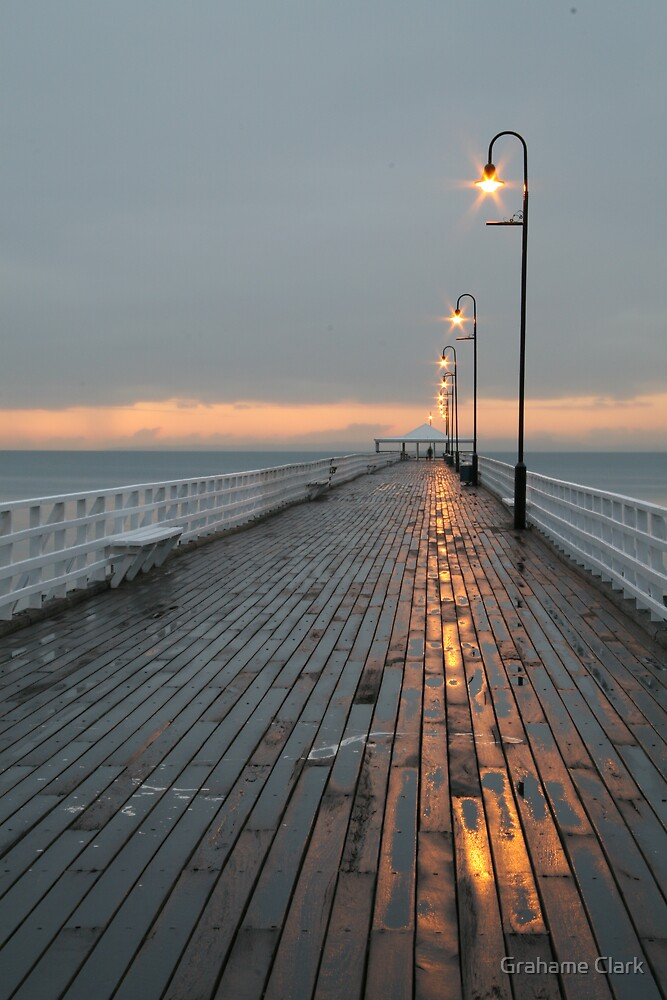 Towards the horizon by Grahame Clark