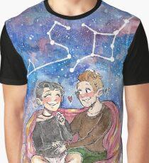 scomiche - leo and virgo Graphic T-Shirt