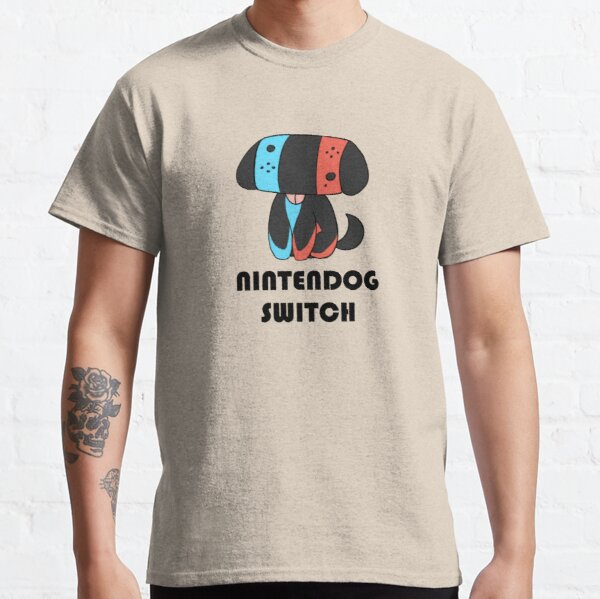 Nintendog Switch Puppy Classic T-Shirt