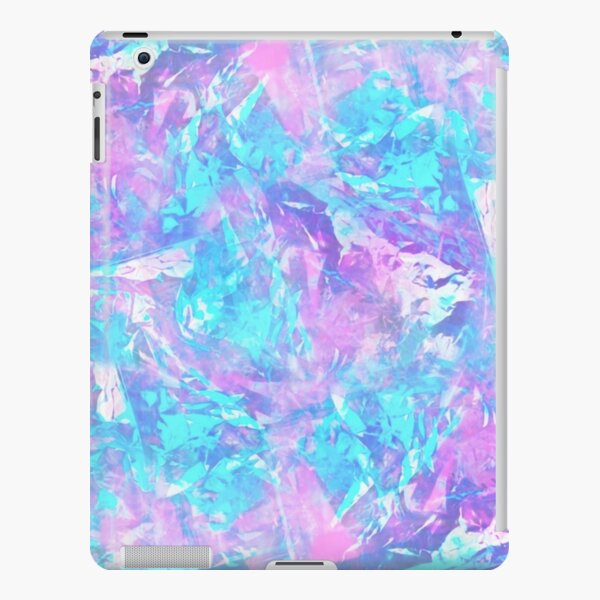Iridescent Blue iPad Snap Case
